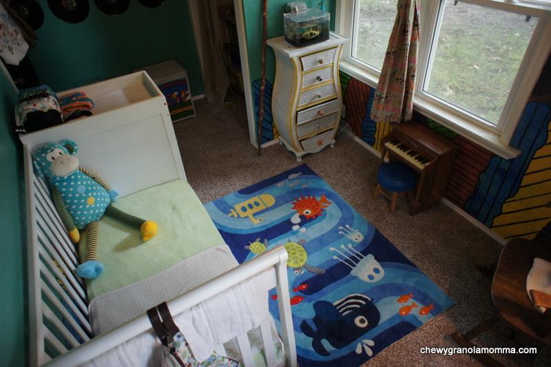 Daytime room.